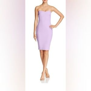 Likely Lauren Strapless Cocktail Dress NWT 00
